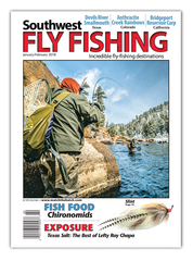 Southwest Fly Fishing Jan/Feb 2018 (Print)