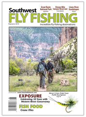 Southwest Fly Fishing May/June 2018 (Print)