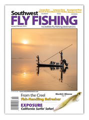Southwest Fly Fishing Jan/Feb 2019 (Print)