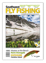 Southwest Fly Fishing July/August 2019 (Print)