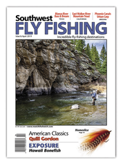 Southwest Fly Fishing March/April 2019 (Print)