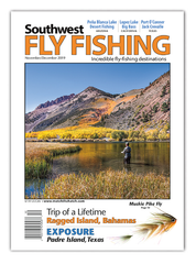 Southwest Fly Fishing Nov/Dec 2019 (Print)