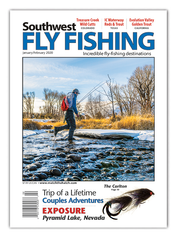 Southwest Fly Fishing Jan/Feb 2020 (Print)