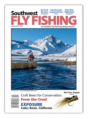 Southwest Fly Fishing March/April 2020 (Print)