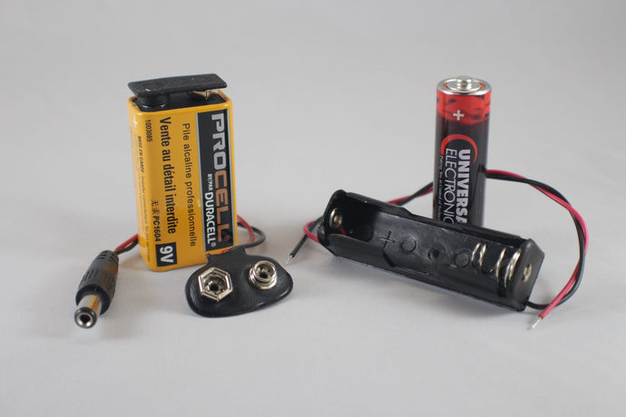 Barnabas-Bot Accessories - Battery Pack Electronics Parts Barnabas Robotics