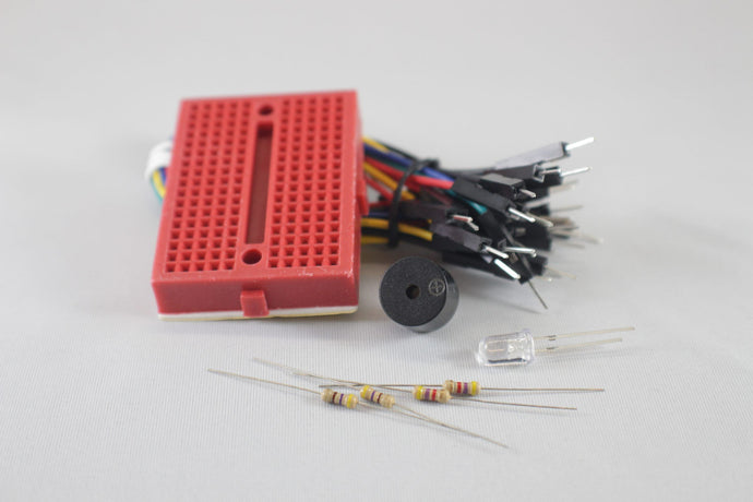 Barnabas-Bot Accessories - Hardware Pack Electronics Parts Barnabas Robotics