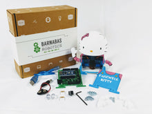Load image into Gallery viewer, Barnabas-Bot: Arduino-Compatible 3-D Printed Robot Kit (Ages 9-12) Robotics Kits Barnabas Robotics