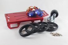 Load image into Gallery viewer, Barnabas Racer (Metal Chassis Only + 2 x Motors Only) Robotics Kits Barnabas Robotics