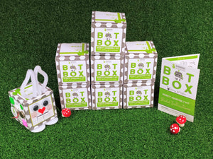 Bot In A Box Craft Robot | Stocking Stuffer | Party Favor | Valentine | Animal | Pack of 4, 8 or 10 | Ages 5+ Robot Party Favors Barnabas Robotics 8-Pack Bunny Bot Edition