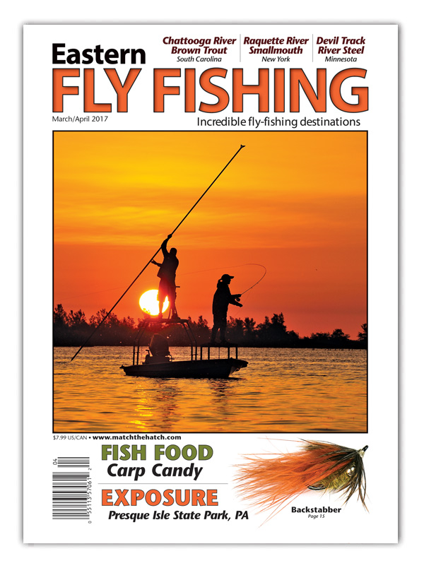 Eastern fly fishing incredible fly fishing destinations for Eastern fly fishing magazine