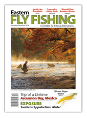Eastern Fly Fishing Nov/Dec 2018 (Print)