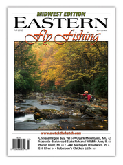 Eastern Fly Fishing Midwest Fall 2012 (Print)