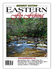 Eastern Fly Fishing Midwest Summer 2012 (Print)