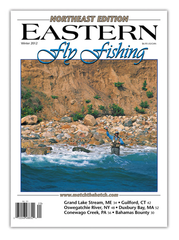 Eastern Fly Fishing Northeast Winter 2012 (Print)