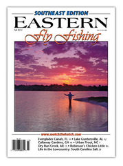 Eastern Fly Fishing Southeast Fall 2012 (Print)
