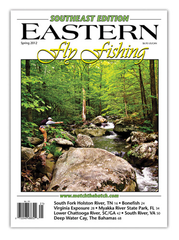 Eastern Fly Fishing Southeast Spring 2012 (Print)