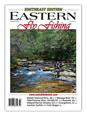 Eastern Fly Fishing Southeast Summer 2012 (Print)