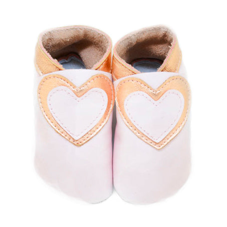 Hearts - Baby Pink/Rose Gold