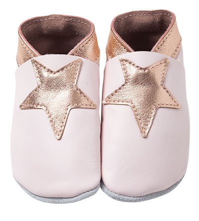 Stars - Baby Pink/Rose Gold