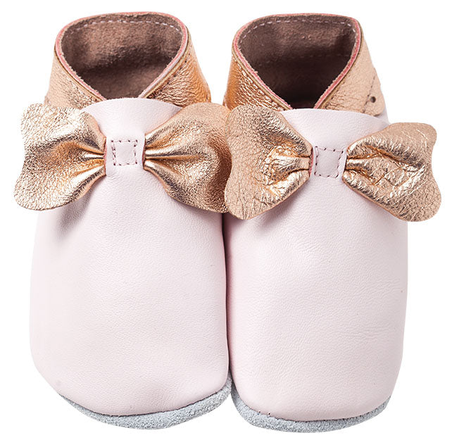 Bows - Baby Pink/Rose Gold