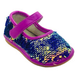Squeaker Sneakers - Sofia Sequin Shoe