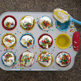 The perfect set for every child that is ready to explore the fun of real baking