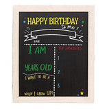 Mud Pie | BIRTHDAY AND SCHOOL CHALKBOARD