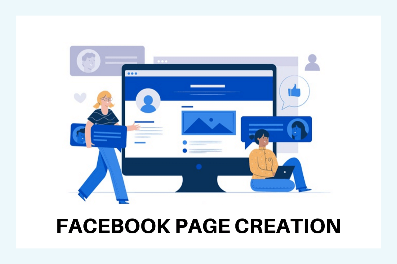 Facebook Page Creation - Dropshipping Team