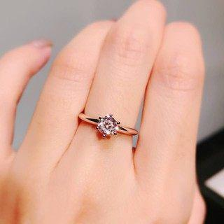 Diana Classic 6 Claws Solitaire Ring 經典六爪戒指 (JR020)