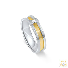 Load image into Gallery viewer, 19.2ct Gold Wedding Ring AL007