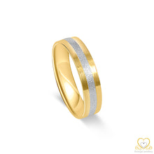 Load image into Gallery viewer, 19.2ct Gold Wedding Ring AL015