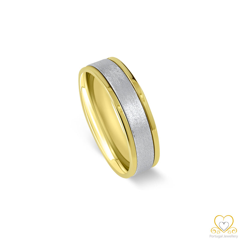 19.2ct Gold Wedding Ring AL021
