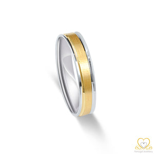 19.2ct Gold Wedding Ring (Ref. AL026)