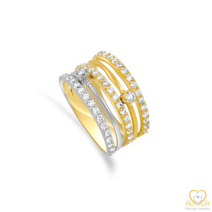 19.2ct Gold Ring AN0798