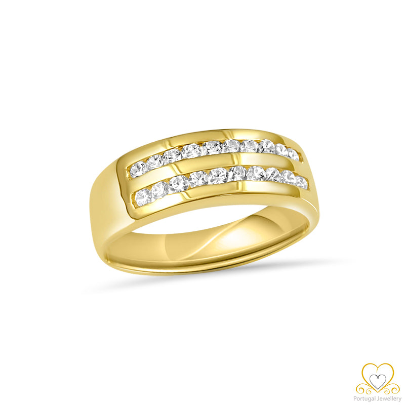 19.2ct Gold Ring AN072