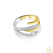 Load image into Gallery viewer, 19.2ct Gold Ring AN082