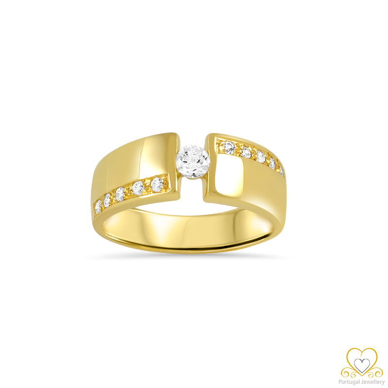 19.2ct Gold Ring AN086