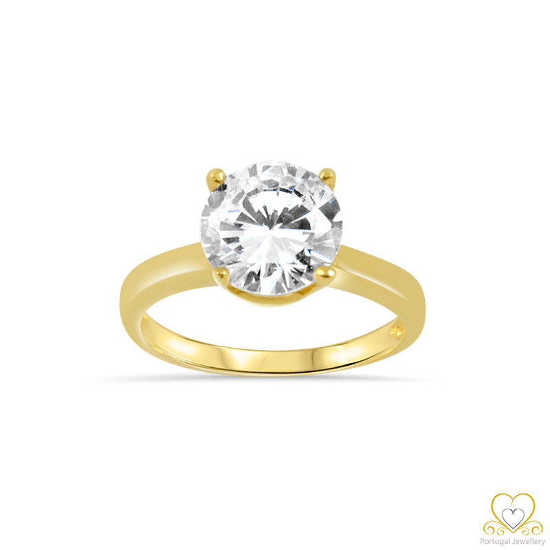 19.2ct Gold Engagement Ring AN088