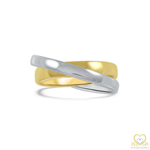 Load image into Gallery viewer, 19.2ct Yellow and White Gold Ring AN0934
