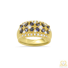 Load image into Gallery viewer, 19.2ct Gold Ring AN094