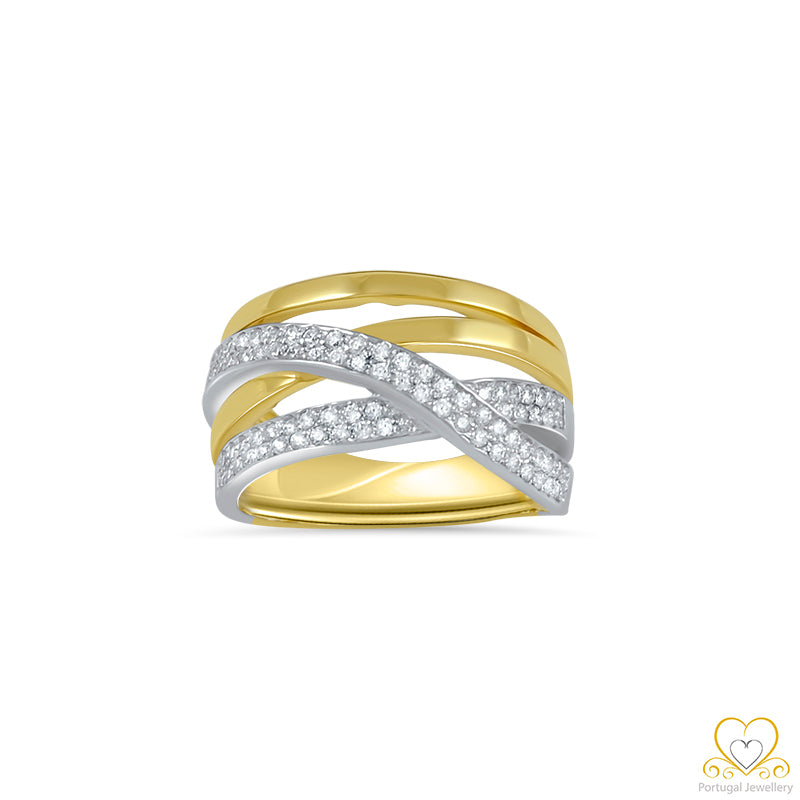 19.2ct Gold Ring AN095