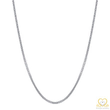 Load image into Gallery viewer, 19.2ct White Gold Chain VO20494