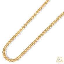 Load image into Gallery viewer, 19.2ct Gold Frizo Chain FI026