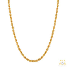 Load image into Gallery viewer, 19.2ct Gold Chain FI0809