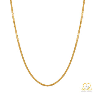 19.2ct Gold Chain VO20164