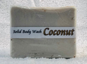 Solid Body Wash and Handmade Soap