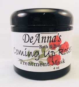 Coming Up Roses Mask for Dry Skin