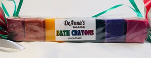 Soap Crayons Easy Clean Up for Kids