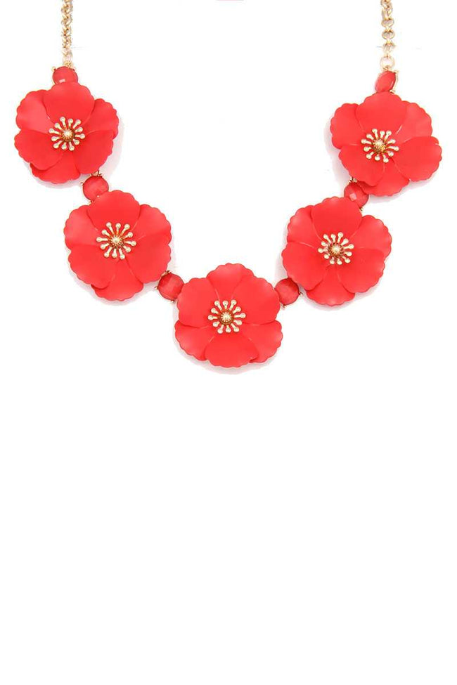 Flower Necklace - Absolute Fashion 2020