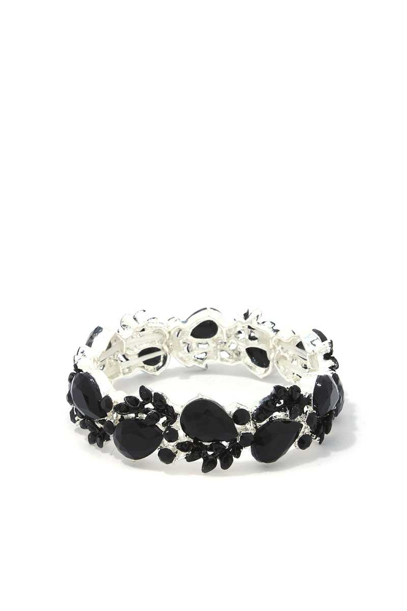 Teardrop Shape Stretch Bracelet - Absolute Fashion 2020